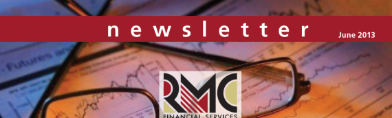 RMC Newsletter July 2013
